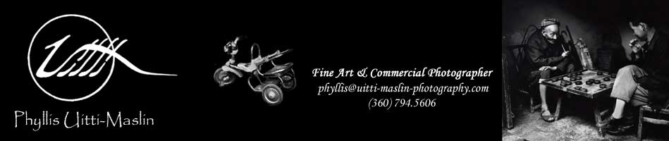 Phyllis Uitti-Maslin ... Fine Art & Commercial Photographer